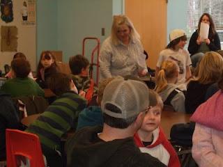 Making Stories at Snohomish Parent Partnership Program