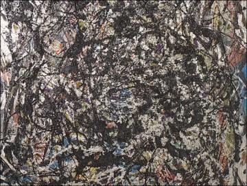 Jackson Pollack--Sea Change