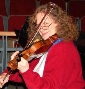 Katherine violin